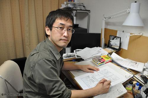 [NEWS] Junji Itô en France ~ Junji-ito-office