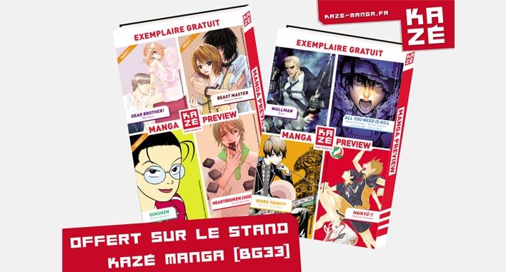 Preview 2014 Arrivent Manga Chez Kazé Juin Manga26 Les 5A4L3Rj