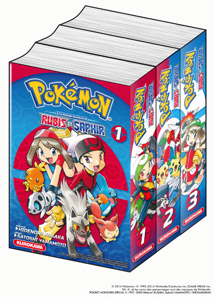 Mini Kit Cat Mag #4 Pokemon-rubis-saphir-kurokawa-annonce-2
