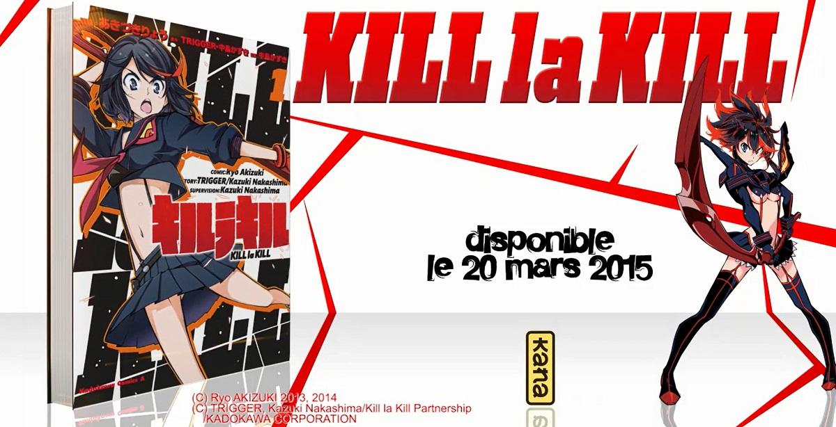 [ANIME/MANGA] Kill la Kill - Page 2 Kill-la-kill-kana-annonce
