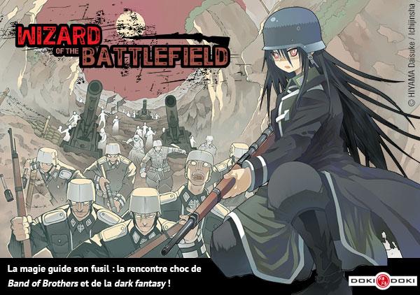 manga guerre