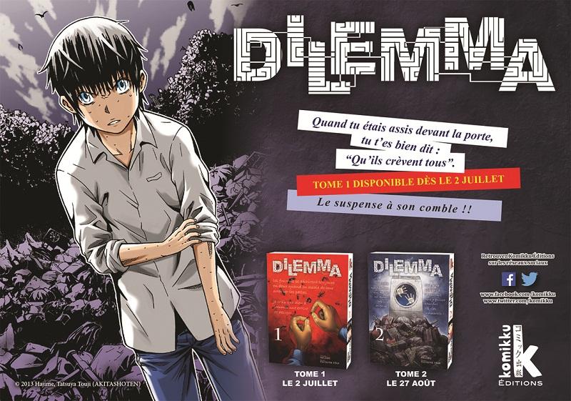 Dilemma [Shonen] Dilemma-komikku-annonce