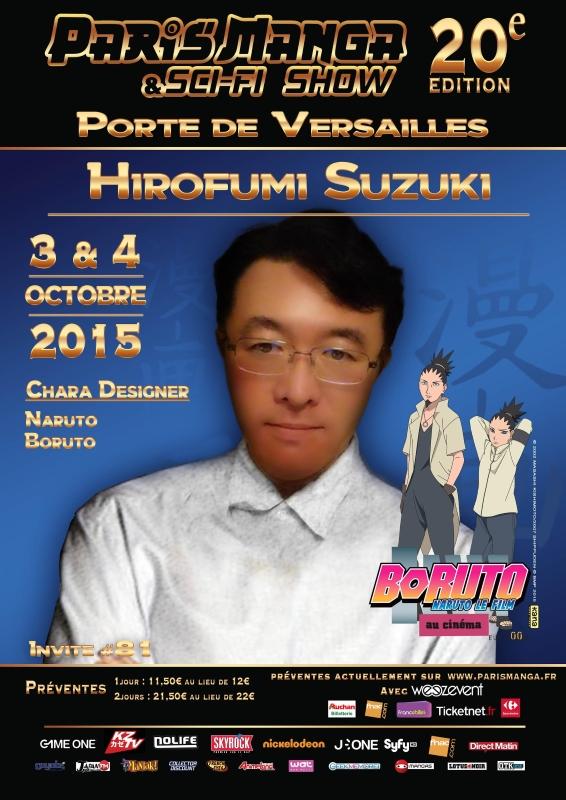 Hirofumi Suzuki Naruto