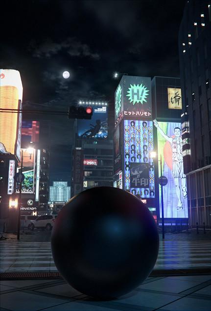Gantz sort en film d'animation 3DCGI