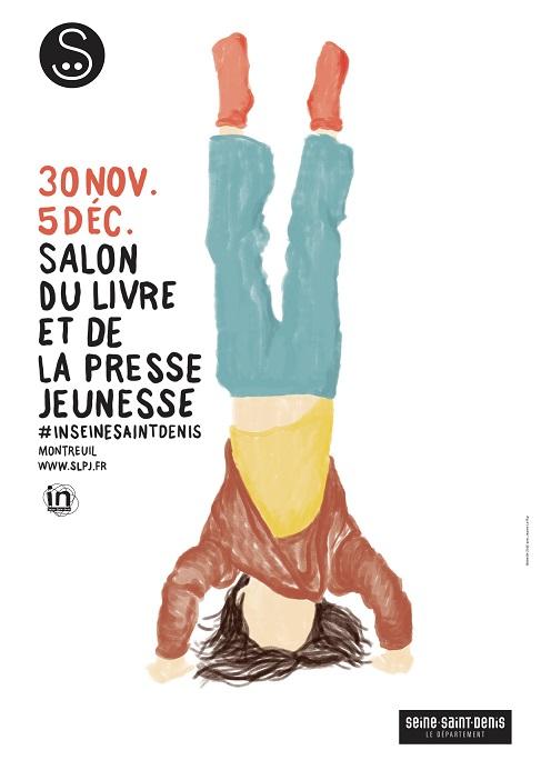 Lunlun yamamoto au salon du livre de montreuil 09 - Salon livre jeunesse ...