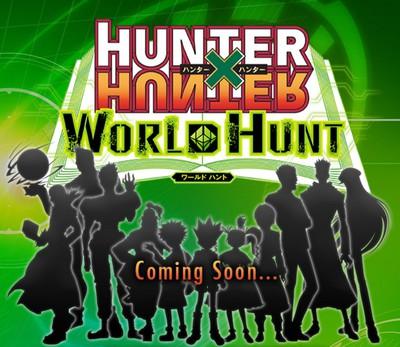Un jeu smartphone hunter x hunter en approche 21 for En hunter x hunter
