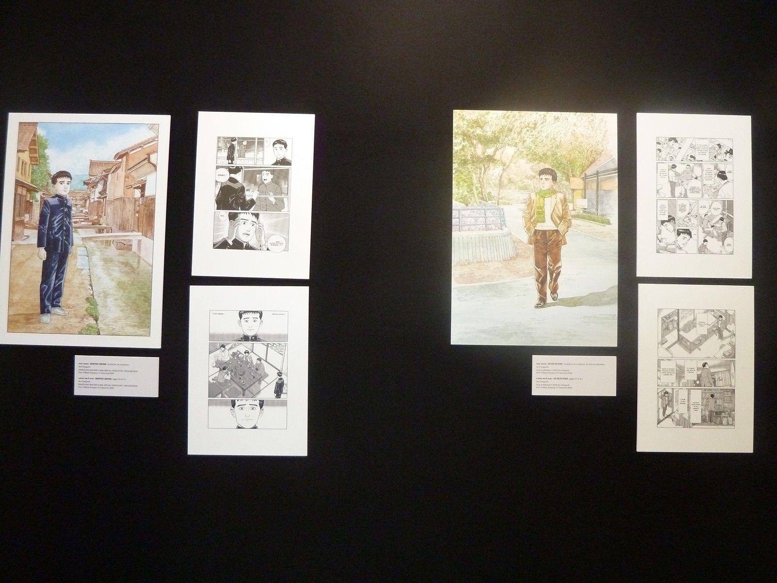 Livre paris l 39 exposition hommage jir taniguchi en - Exposition photo paris 2017 ...