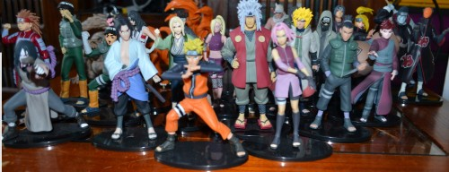 Focus sur la collection naruto shippuden d 39 altaya 08 for Naruto coleccion altaya