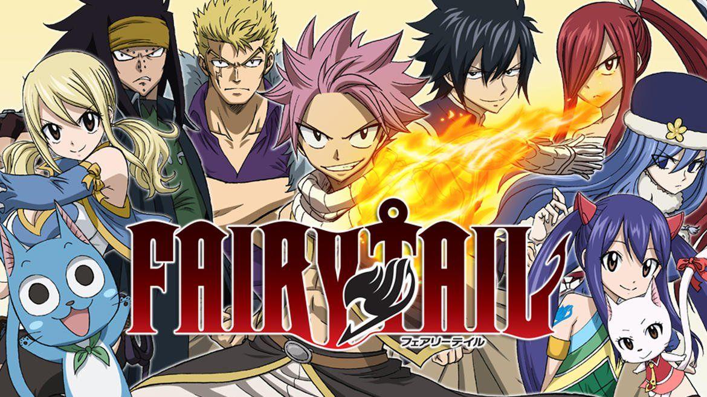 la fin du manga fairy tail adapt e en anime et le nouveau manga de hiro mashima dat 05 avril. Black Bedroom Furniture Sets. Home Design Ideas