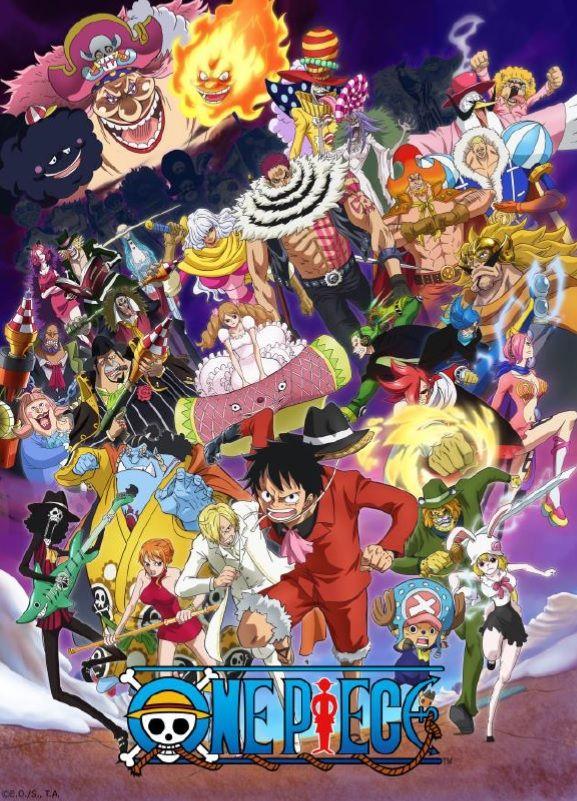 One Piece: la série arrive sur TFX, et le nouveau film