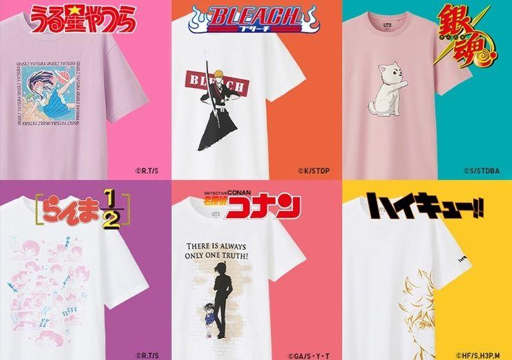 2019 Chez Une Nouvelle De Collection Shirts Mai T Uniqlo28 Manga fIb6v7yYg