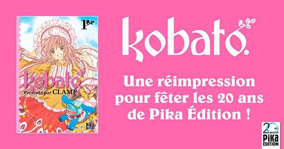 Kobato Reimpression-kobato-pika-20-ans-2020