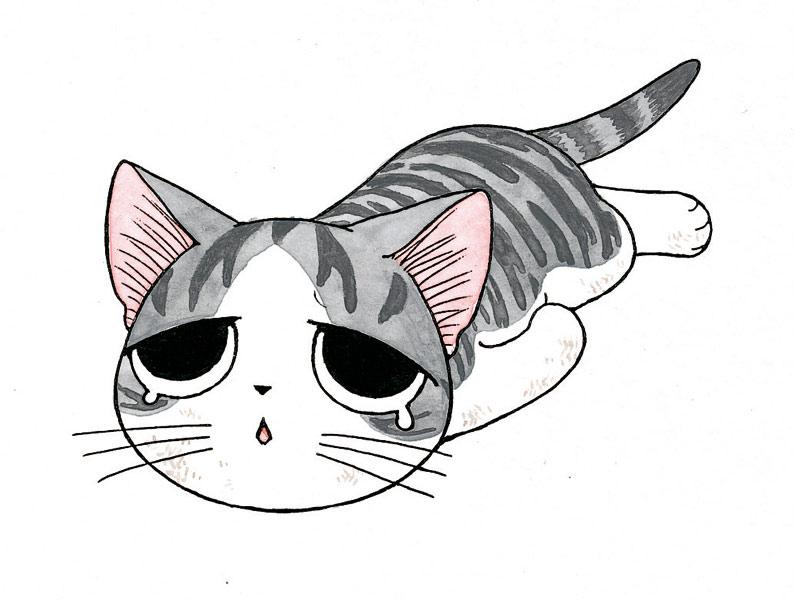 Dossier chi une vie de chat konami kanata partie 3 - Chat dessin manga ...