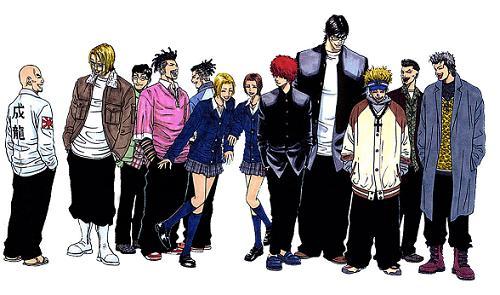 Manga Gangking