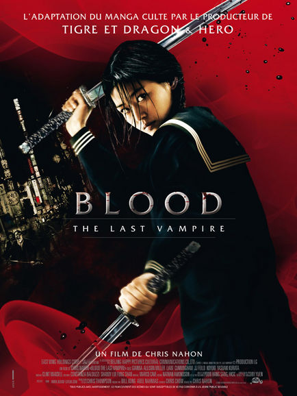 Blood – The Last Vampire