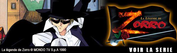 La Legende De Zorro Episode 41 17 Novembre 2012 Manga News