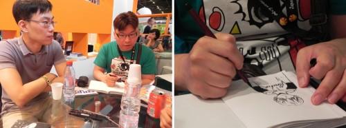 http://www.manga-news.com/index.php/auteur/PARK-Jin-Hwan