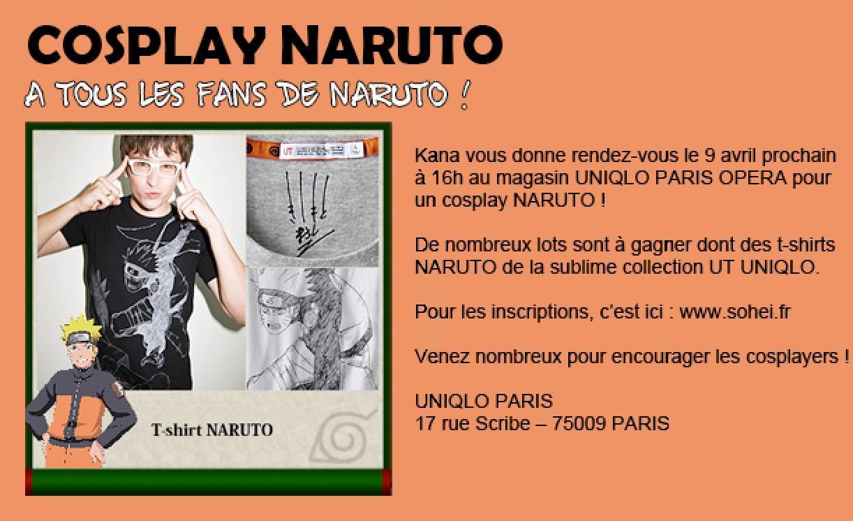 Mangas100 page 54 - Travailler chez uniqlo ...