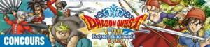 Concours Manga news DRAGON QUEST VIII : L'odyssée du roi maudit