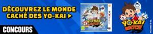 Concours Manga news Yo-kai Watch Nintendo