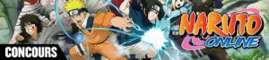 Concours Manga news Naruto Online