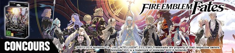 Actualité manga - Fire Emblem Fates