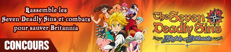manga news - The Seven Deadly Sins - Knights of Britannia