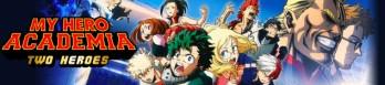 Dossier manga - My Hero Academia : Two Heroes