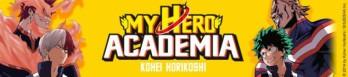 My Hero Academia - Partie 1