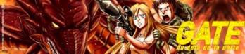 Dossier manga - Gate - Partie 2 : Le dragon cracheur de feu