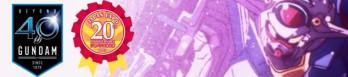 Gundam : Les 40 ans de la saga à Japan Expo