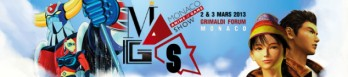Dossier manga - Monaco Anime Game Show