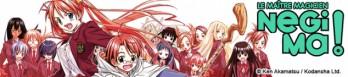 Dossier manga - Negima !