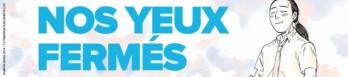 Dossier manga - Nos Yeux Fermés