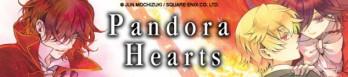 Dossier manga - Pandora Hearts
