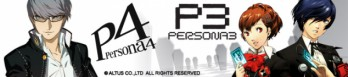 Dossier manga - Persona 3 & Persona 4
