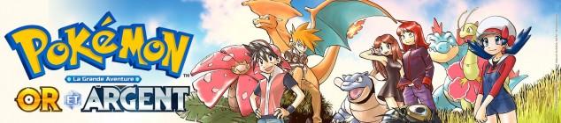 Pokémon - La Grande Aventure : Or, Argent