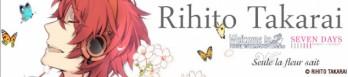 Dossier manga - Rihito Takarai