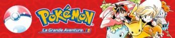 Dossier manga - Pokémon - La Grande Aventure : Rouge, Bleu, Vert & Jaune