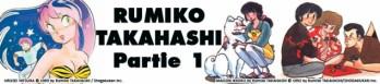 Dossier manga - Rumiko Takahashi - Première partie