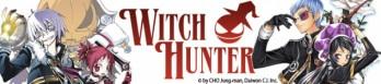 Dossier manga - Witch Hunter