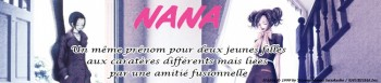 Dossier manga - Nana