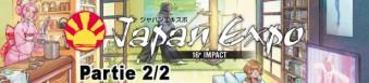 Dossier manga - Japan Expo 2015 - Deuxième Partie