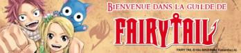 Dossier manga - Fairy Tail