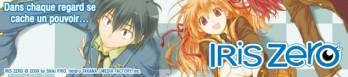 Dossier manga - Iris Zero
