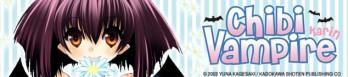 Dossier manga - Karin Chibi Vampire