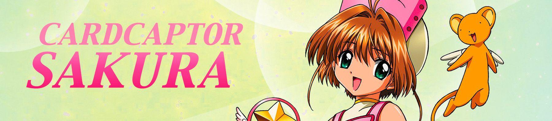 Dossier manga - Card Captor Sakura en animation