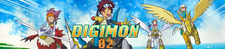 Dossier - Digimon Adventure 02