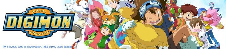 Dossier manga - Digimon Adventure