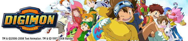 Dossier manga - Digimon